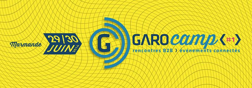 Les lauréats Garonne Start up au Garocamp #1