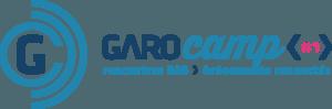 Logo GaroCamp - version horizontale