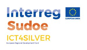 Sudoe Logo Proyecto_ICT4SILVER