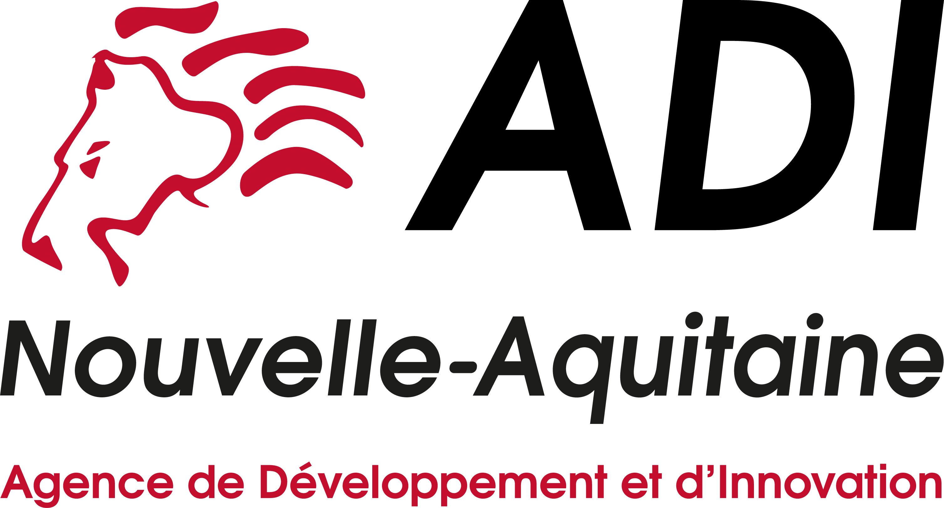 Agence de Développement et d'Innovation de la Nouvelle-Aquitaine Logo