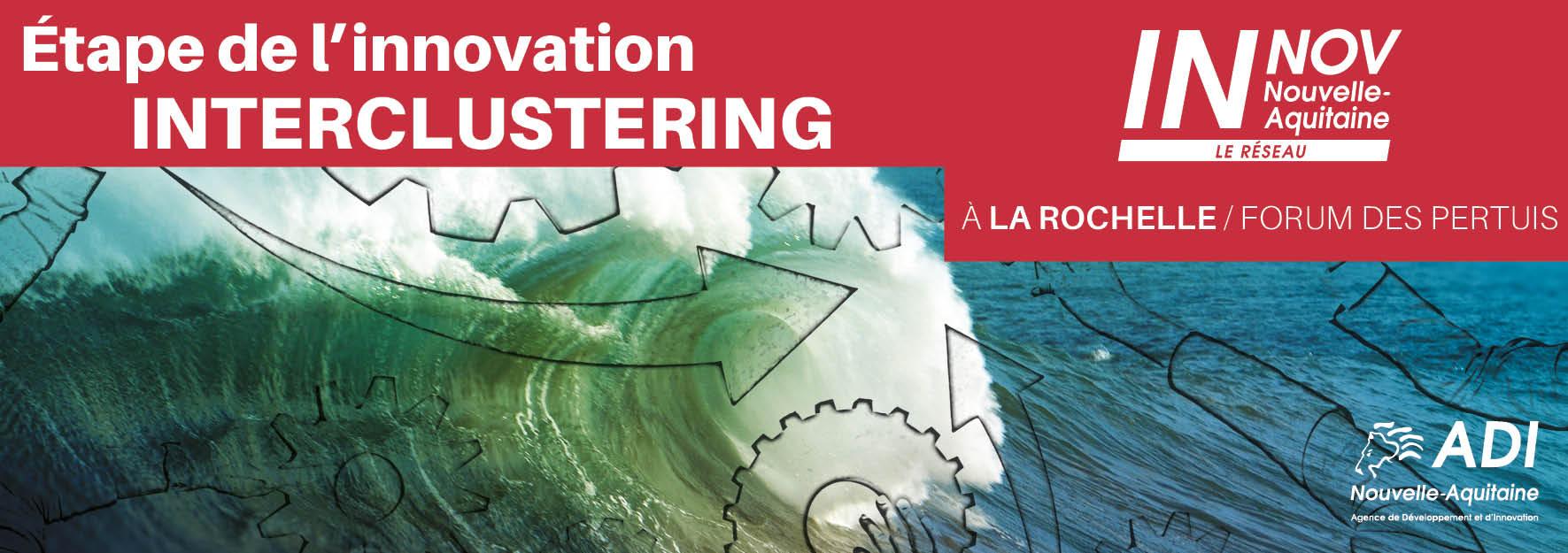 Étape de l'innovation INTERCLUSTERING