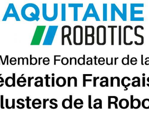 Aquitaine Robotics Membre Fondateur du FFC Robotique