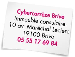 Cybercorreze Brive