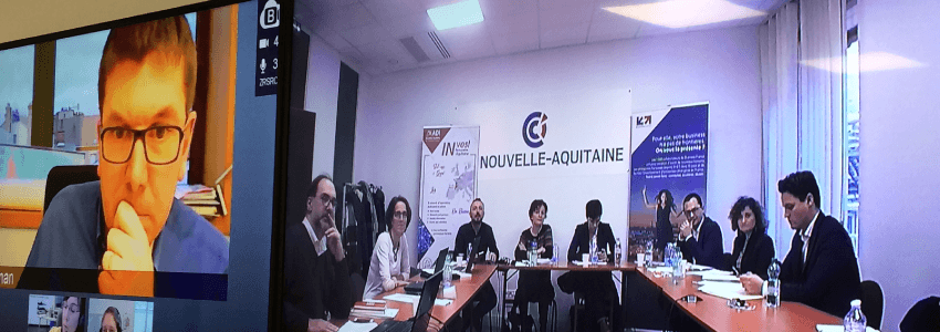 Business France promeut l'attractivité de la Nouvelle-Aquitaine
