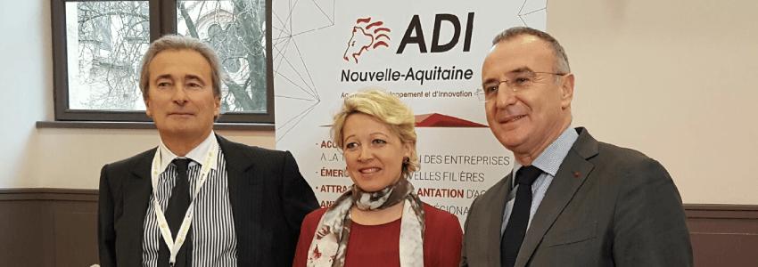 La cosmétique Nouvelle-Aquitaine tient son congrès