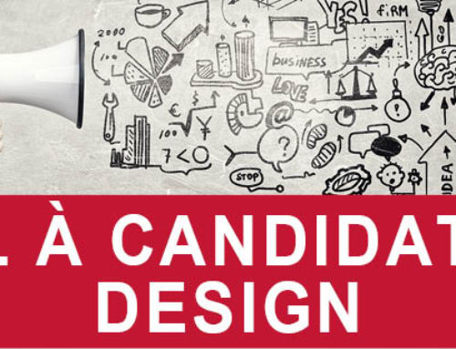 Candidature Design