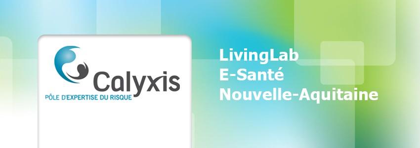 Living Lab E-Santé Nouvelle-Aquitaine, ADI-NA passe le relais à Calyxis !