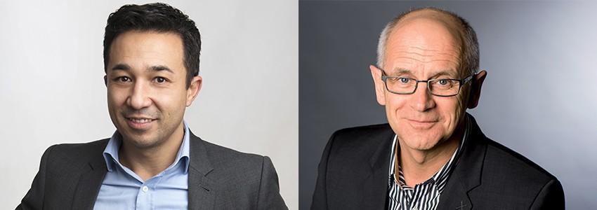 Landry Barrand nommé Directeur Général d'ADI N-A et Jean-Georges Micol Directeur des Accélérateurs PME et ET I de la Région Nouvelle-Aquitaine