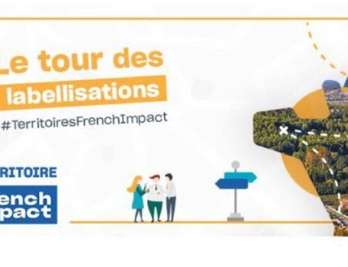 Région Nouvelle-Aquitaine : Lauréate French Impact !