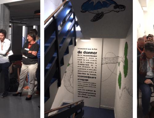 La Communauté des Ambassadeurs – Retour sur le 7e atelier au sein de l'entreprise ICONOSQUARE à Limoges
