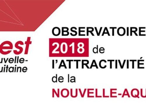Nouvelle année record pour l'implantation d'entreprises en Nouvelle-Aquitaine !