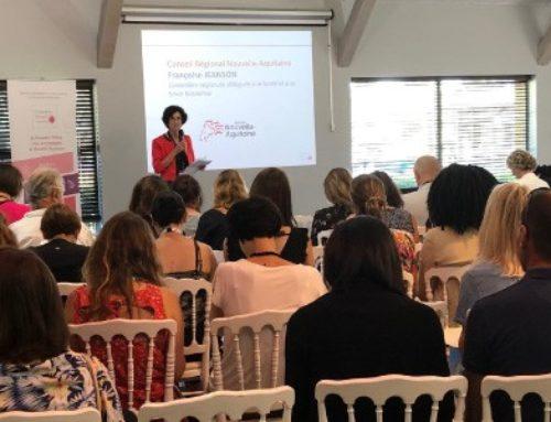 COSMETIC VALLEY mobilise la filière cosmétique lors d'un Cosmetic Contact qui a réuni 120 professionnels