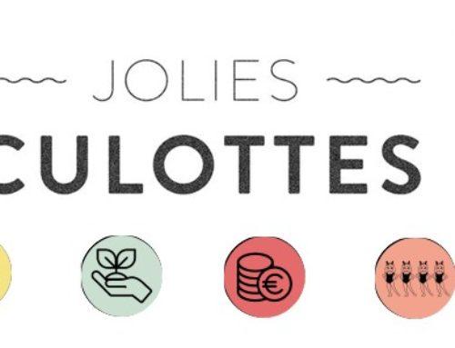 Jolies Culottes lève 1M€ avec l'appui d'ADI Nouvelle-Aquitaine