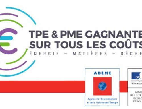 L'Ademe lance l'accompagnement «TPE & PME gagnantes sur tous les coûts !»