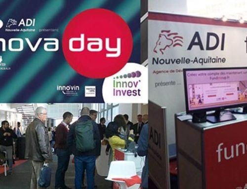 INNOVADAY 2019, succès des rencontres entrepreneurs / investisseurs