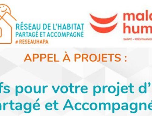 Appel à projet : Des clefs pour votre projet d'Habitat Partagé et Accompagné