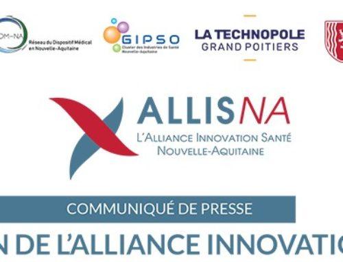Création de l'Alliance Innovation Santé, ALLIS–NA