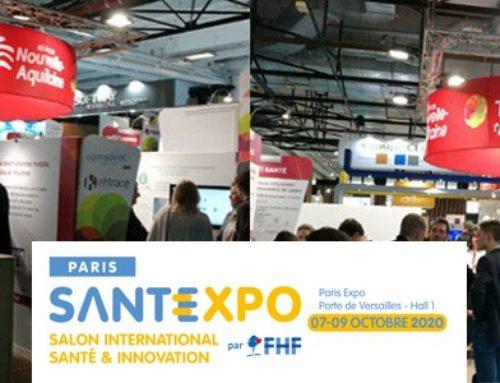 SANTEXPO : dernières places disponibles sur le stand Région Nouvelle-Aquitaine !