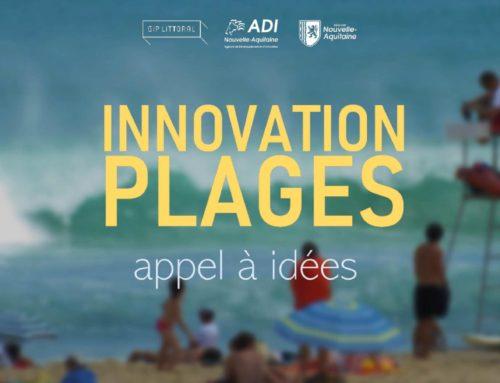 Appel à Idées INNOVATION PLAGES