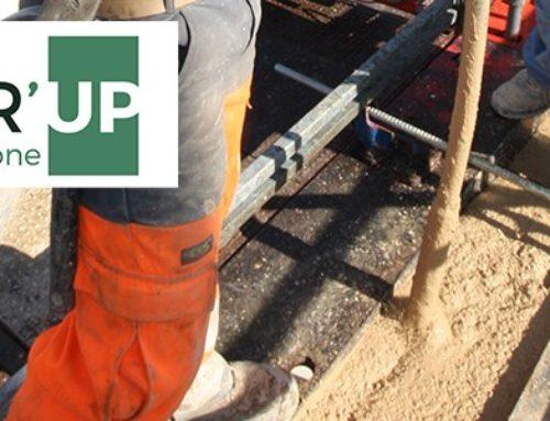 MATERR'UP lève 3 M€ pour industrialiser ses bétons innovants bas carbone, économiques et plus respectueux de l'environnement