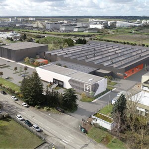 Forsee Power site de Poitiers