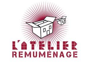 Logo L'Atelier Remuménage