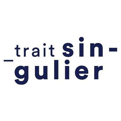 Logo Trait Singulier