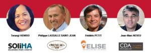 4 ambassadeurs de l'innovation