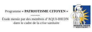 Programme Patriotisme citoyen