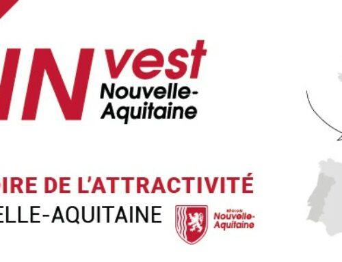 En 2020, malgré la crise sanitaire, la Nouvelle-Aquitaine reste compétitive pour les décisions d'implantations exogènes
