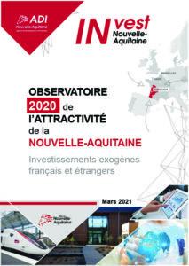 Observatoire de l'attractivité 2020 en Nouvelle-Aquitaine