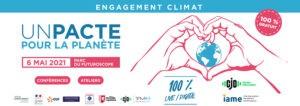 Un pacte pour la planète - 6 mai 2021