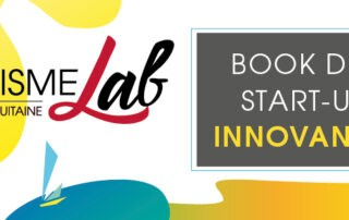 Book des start-up innovantes Tourisme Lab Nouvelle-Aquitaine
