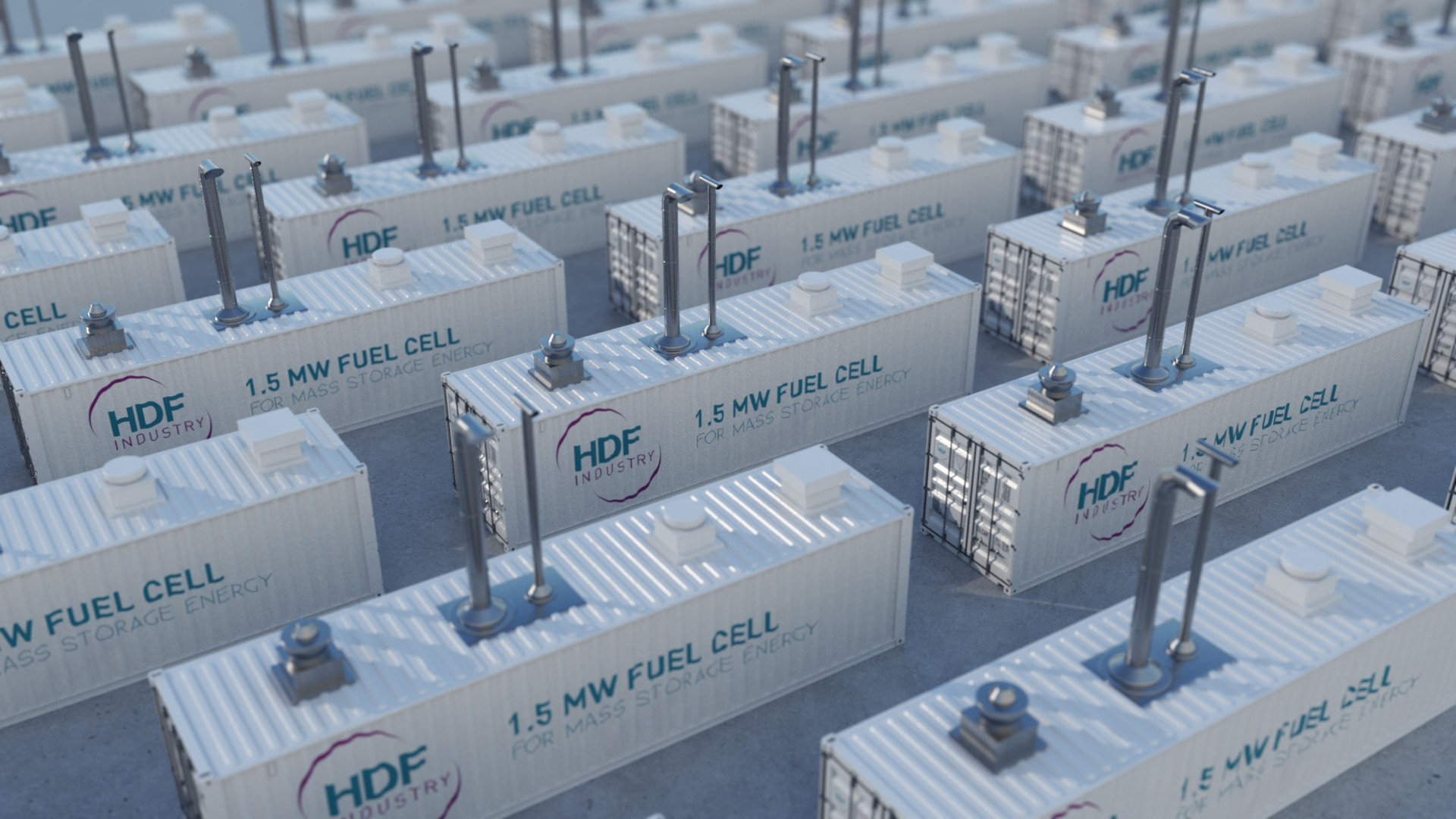 HDF Containers