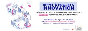 Appel à projets Innovation Eureketech grandAngoulême