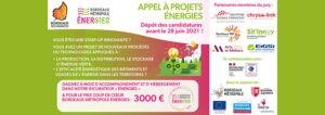 AAP Energies Bordeaux Metropole Technowest