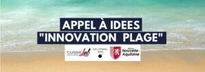 Appel à idées Innovation Plage