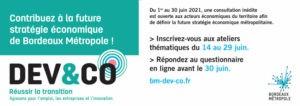 Dev&Co Bordeaux Metropole