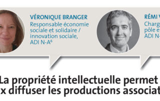 Propriété Intellectuelle et Innovation Sociale