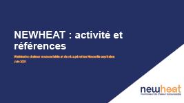 NewHeat - Webinaire Chaleur 17 juin 2021