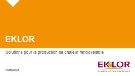 Eklor - We'binaire Chaleur 17 juin 2021