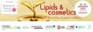 Congrès Lipids and Cosmetics 2022