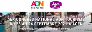 Congrès ADN Tourisme è Agen