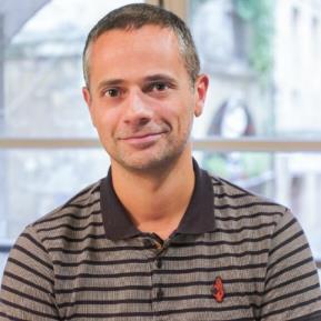 Bassel Abedi, dirigeant de Horiz.io
