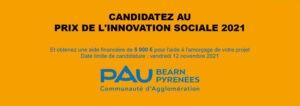 Prix Innovation Sociale Pau