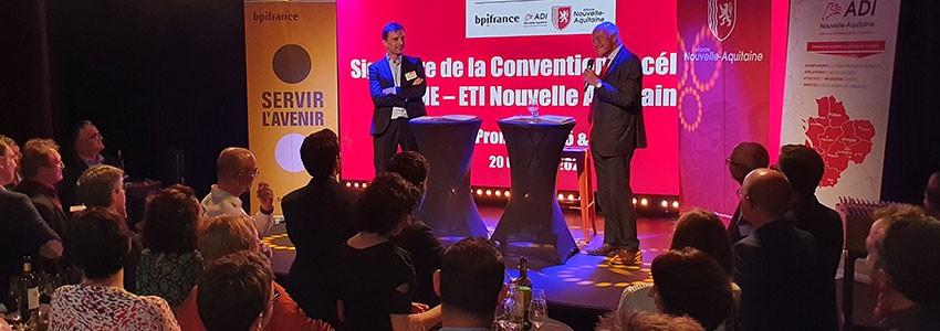 Acclérateur PME-ETI Nouvelle-Aquitaine - 21 octobre 2021